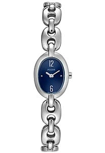 Pulsar Women's Quartz Stainless Steel Watch