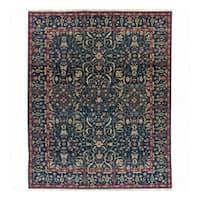 Nourison Millennia Navy Wool Rug