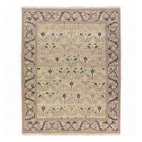 Nourison Milliennia Gold Wool Rug - 3'10 x 5'10
