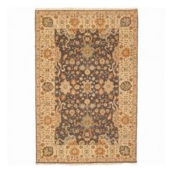 Nourison Millennia Midnight Wool Rug - 5'10 x 8'10 - Thumbnail 0