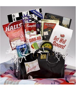 Get Well Doctor's Orders! Gift Basket