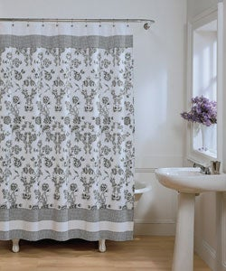 Toile Fabric Shower Curtain Ping The Best Deals On Curtains