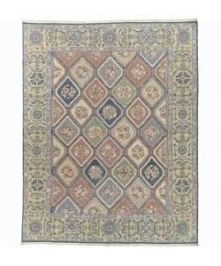 Nourison Somerset Multicolor Rug (7'9 x 10'10')