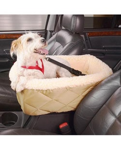 small dog car console seat lookout free shipping on orders over 45 10359578. Black Bedroom Furniture Sets. Home Design Ideas