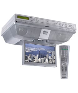 Astonishing Sony Icf Dvd57Tv Under The Cabinet Lcd Tv Dvd Cd Clock Radio Refurbished Overstock Com Shopping The Best Deals On Tv Dvd Vcr Combos Download Free Architecture Designs Griteanizatbritishbridgeorg