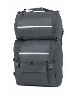 Nylon Motorcycle Tour Pack