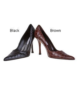 Charles David Women's Croc Heel - Thumbnail 0