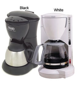 Drip Coffee Maker Problems : DeLonghi 24-7 Drip 4-cup Coffee Maker (Refurbished) - Free Shipping On Orders Over USD 45 ...