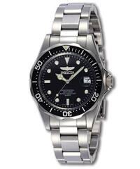 Invicta Pro Diver SQ Men's Quartz Steel Watch