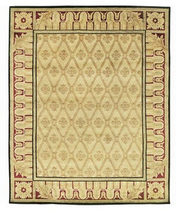 Chicago Grey Area Rug by Nourison - 5'3 x 7'5 - Thumbnail 0
