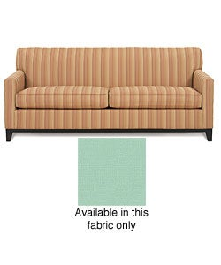 Grant Seafoam Queen size Sleeper Sofa Overstock Shopping Great Deals on Sofas