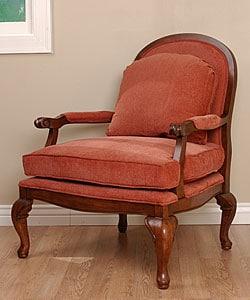 Shop Salon Brick Arm Chair Free Shipping Today