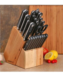 Shop Farberware 23 Piece Stainless Steel Cutlery Set