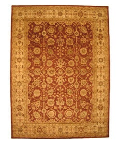 Hand-tufted Amritzar Wool Rug (8'9 x 11'9)