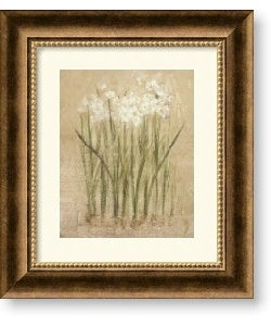 Shop Cheri Blum Narcissus Framed Art Print Free Shipping