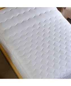 Shop Simmons Back Care End Zone Mattress Pad Free