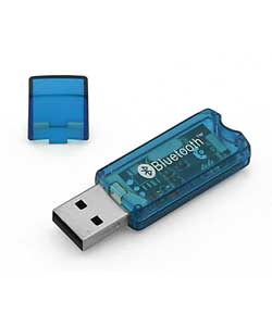Thumbnail 1, USB 2.0 Bluetooth Dongle.