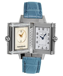 24a1a4fc406 Shop Jaeger-LeCoultre Reverso Duetto Women s Watch - Free Shipping ...