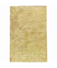 Nourison Hand-tufted Kalahari Beige Wool Rug (3'9 x 5'9)