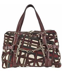 d1d40cff3 Shop Gucci 85th Anniversary Printed Velvet Medium Boston Bag - Free ...