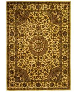 Safavieh Handmade Classic Birjand Ivory Wool Rug (8'3 x 11') - 8'3 x 11' - Thumbnail 0
