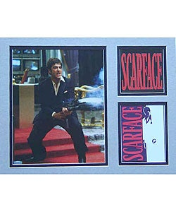 Scarface Deluxe Matted Print (11 x 14) - Thumbnail 0