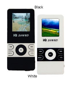1.5-inch LCD 1GB MP3/ MP4 Player with FM Tuner - Thumbnail 0