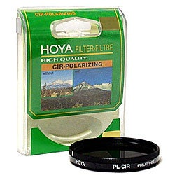 Hoya 37mm Circular Polarizer Glass Filter