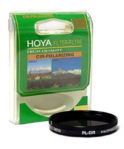 Hoya 49mm Circular Polarizer Glass Filter