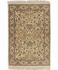 Machine-made Smithsonian Museum Wool Rug (9'6 x 13'6)