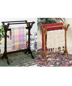 Powell Cambridge Blanket/Quilt Rack