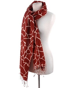 Giraffe Pashmina Wrap
