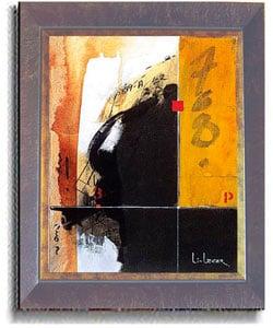 Don Li-Leger Intention Framed Canvas Artwork