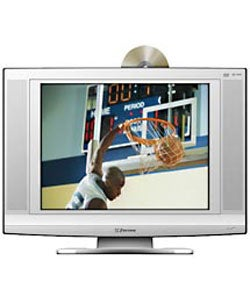 Shop Emerson 20 Inch Lcd Tv With Built In Dvd Player Free Shipping