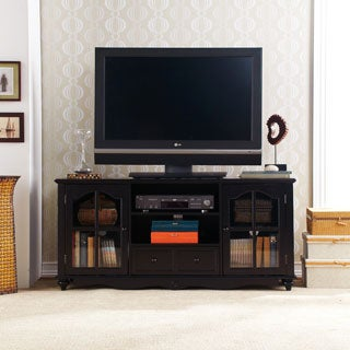 Harper Blvd Hanover Black TV Console