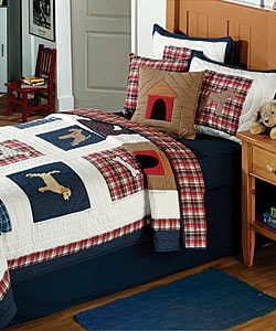 Shop Dog Days Quilt Set Free Shipping Today Overstock
