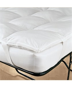 Gusseted Sofa Bed Mattress Pad Overstock Shopping Great Deals on Mattress Pads