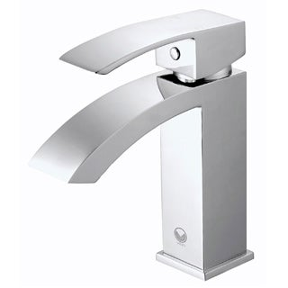 VIGO Satro Single Lever Chrome Finish Faucet