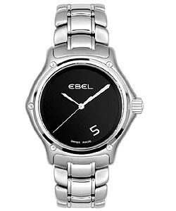 Thumbnail 1, Ebel Men's 1911 Steel Watch.