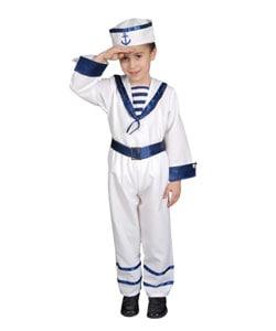 Deluxe Sailor Boy Children's Costume Set