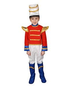 Deluxe Toy Soldier Children's Costume Set