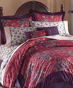 Francesca 4-piece Comforter Set - Thumbnail 0