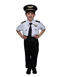 Deluxe Childrens Pilot Costume Set