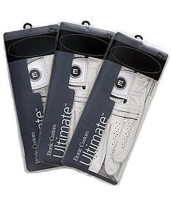 Etonic Ultimate Cabretta Leather Golf Glove (3 pack) - Thumbnail 0