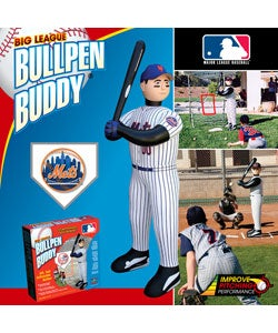 New York Mets Inflatable Bullpen Buddy - Thumbnail 0