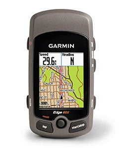 shop garmin edge 605 gps bicycle navigation system free shipping today overstock 2621924. Black Bedroom Furniture Sets. Home Design Ideas