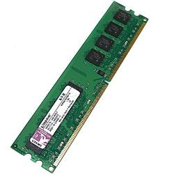 Kingston KVR667D2N5/1G 1GB DDR2 PC2-5300 667MHz CL5 Desktop Memory