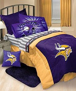 Minnesota Vikings Comforter And Sheet Set Thumbnail Image