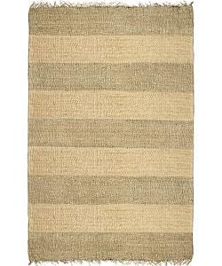 Ban Grass Stripe Rug (5' x 8') - Thumbnail 0