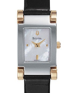 Bulova Women's Swiss Watch